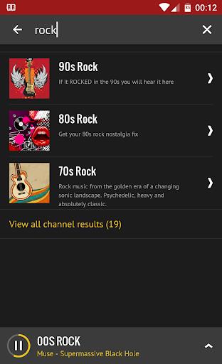 Rock Radio 4.1.2.5702 screenshots 7