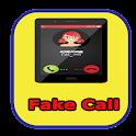 Fake Call New Version icon