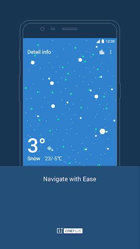OnePlus Weather  screenshots 3