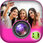Selfie Fashion Photo Icon