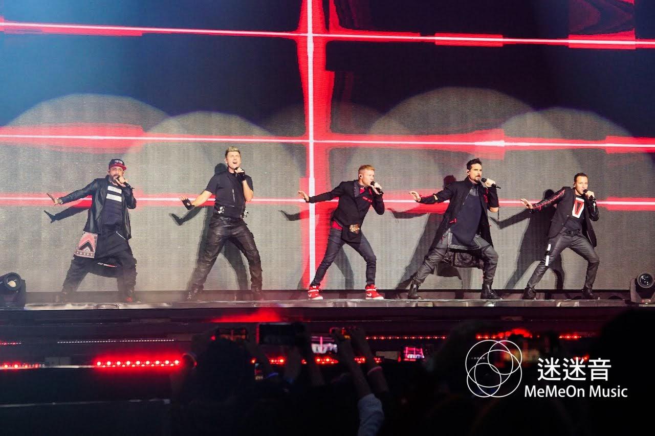 新好男孩 ( Backstreet Boys )