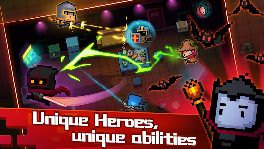 Soul Knight MOD Apk 2.8.7 (Unlimited Gems) 4