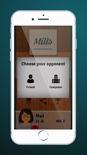 Mills | Nine Men's Morris - Free online board game screenshots 8