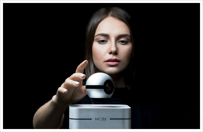 Moon 月亮智能家居環景攝影機