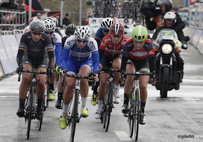 20 équipes UCI prendront part au Circuit Het Nieuwsblad chez les dames