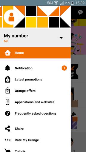 My Orange Cameroon screenshots 2