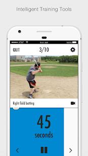 Baseball Batting Training - náhled