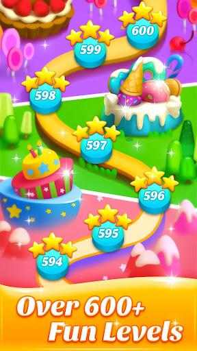 Cookie Amazing Crush 2020 - Free Match Blast modavailable screenshots 4