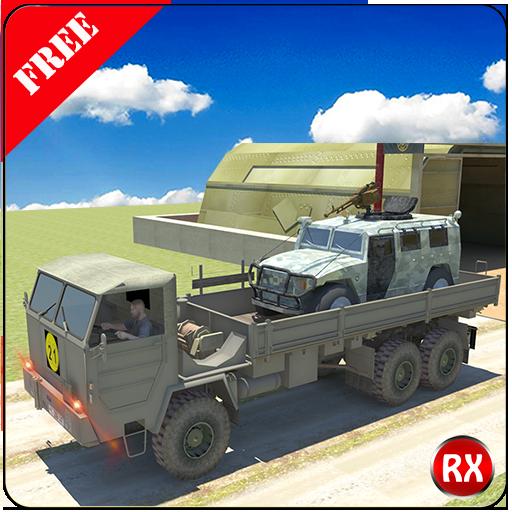 军队作战运输车 模擬 LOGO-玩APPs