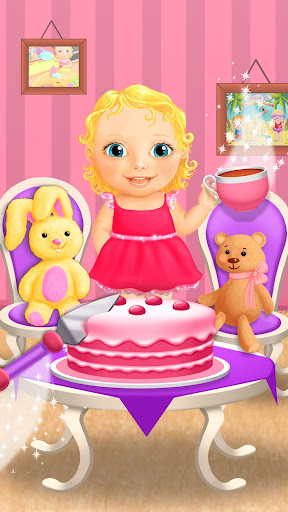 Sweet Baby Girl - Dream House and Play Time screenshot 2