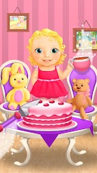 Sweet Baby Girl - Dream House and Play Time APK screenshot thumbnail 2