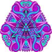 Mandala: Coloring for adults