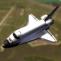 Space Shuttle Landing icon