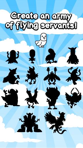 Pigeon Evolution - Merge & Create Mutant Birds 1.0.1 screenshots 4