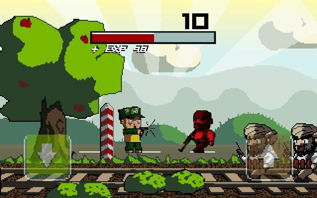 Furyman - The Dragon Warrior ☯- screenshot