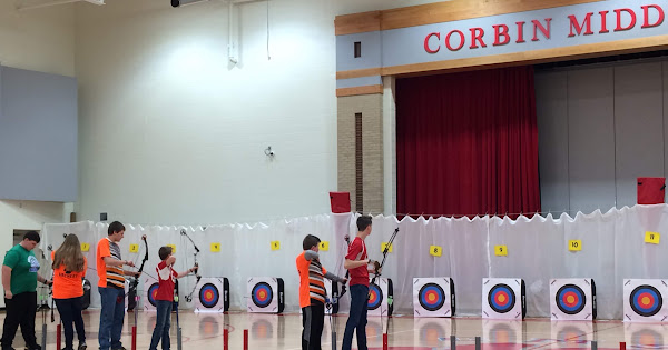 "Knox Archery at Corbin ""Go All Out"" Shoot - February 23, 2019"