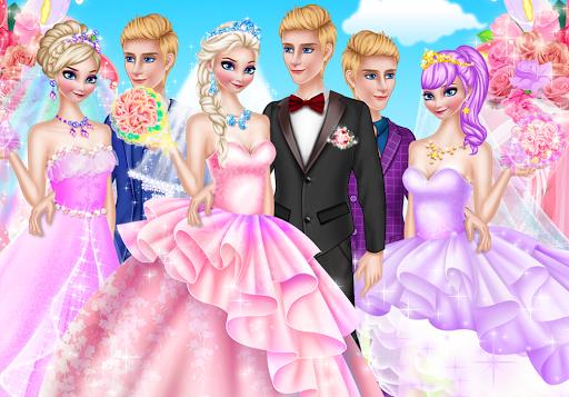 Wedding Makeover Dress Up