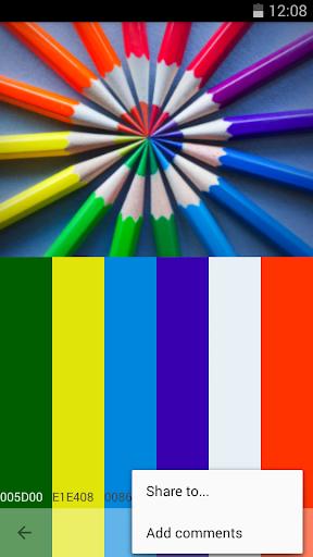 Palette Generator PRO screenshot