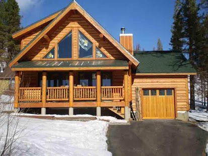 125 Best Wooden House Design - náhled