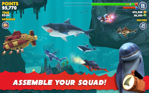 Hungry Shark Evolution screenshot 23