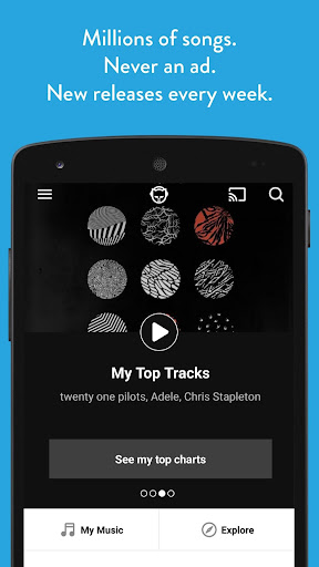 免費下載音樂APP|Napster - Top Music & Radio app開箱文|APP開箱王
