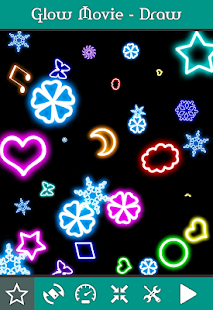 Glow Draw Movie - náhled
