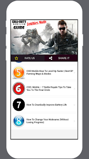 Download COD Mobile Guide Zombies Mode APK