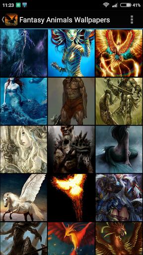 Fantasy Animals Wallpapers