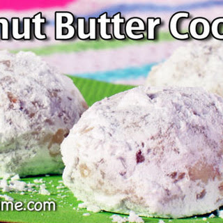 Walnut Butter Cookies