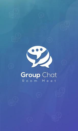 group chat room meet stranger & find friends screenshot 1