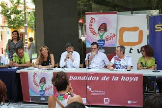 Photo: Bandidos de la Hoya. Programa Radio. Especial desde Plaza Concepción Arenal