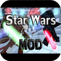Mod Star Wars for Minecraft PE icon