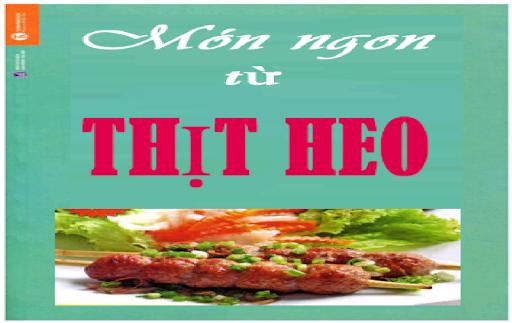 Nấu Thịt Heo