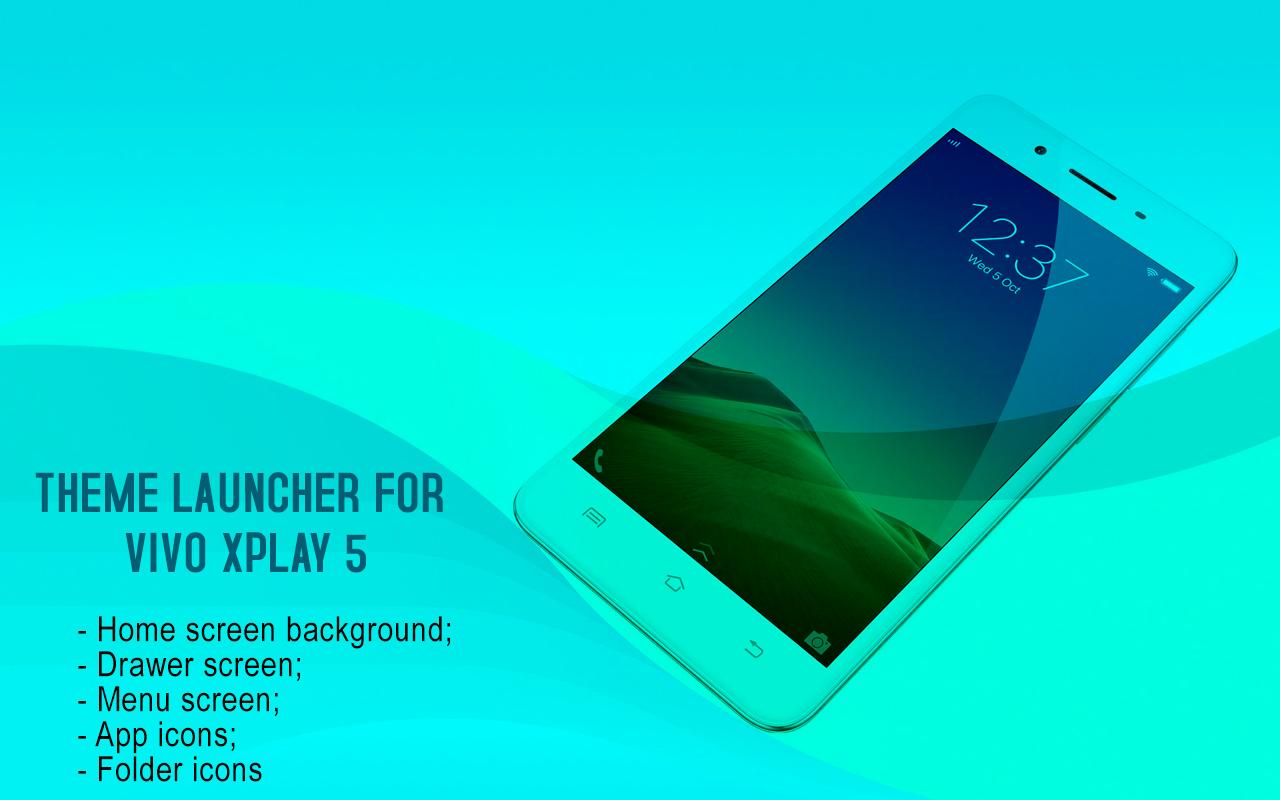 Theme For Vivo Xplay V5 Plus Plus Vivo Launcher Apl Android Di