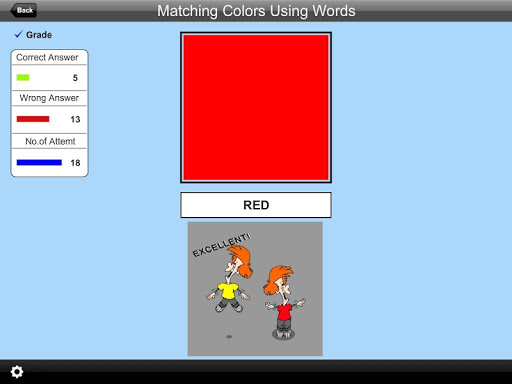 Match Colors Using Words Lite