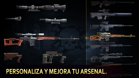 Sniper Arena PvP Shooting Game 2