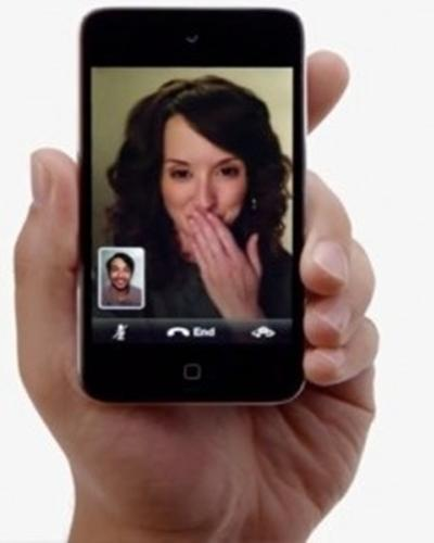 FaceTimeのフリーガイドチャット