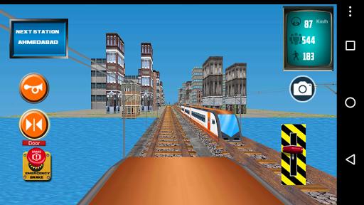 Metro Train Simulator 2018 1.4 screenshots 4