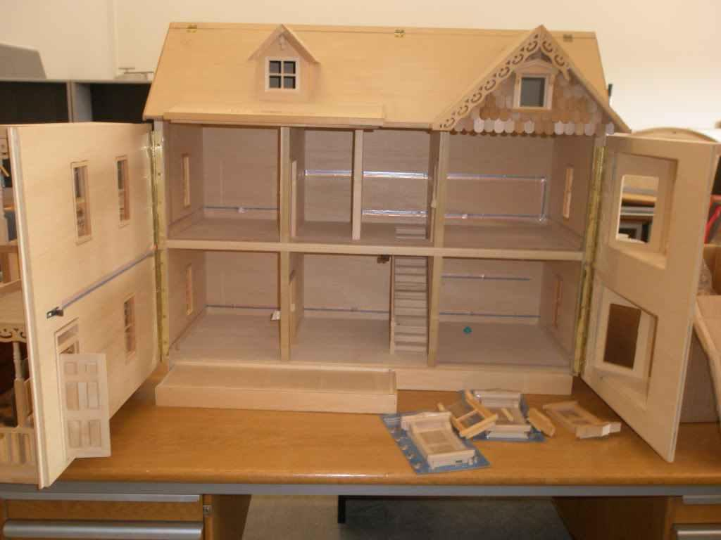 Doll house design ideas android apps on google play for What goes into building a house