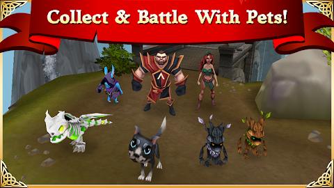 Arcane Legends Action RPG Screenshot 21