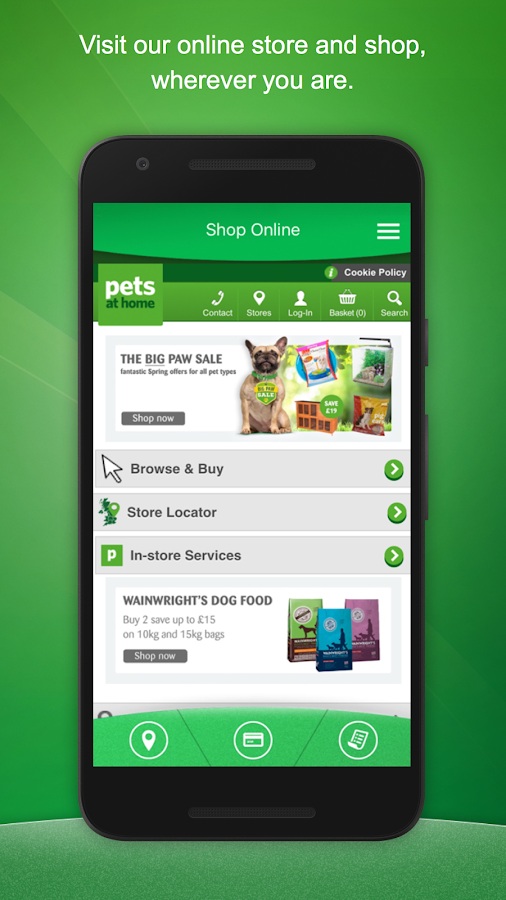Pets at Home- screenshot