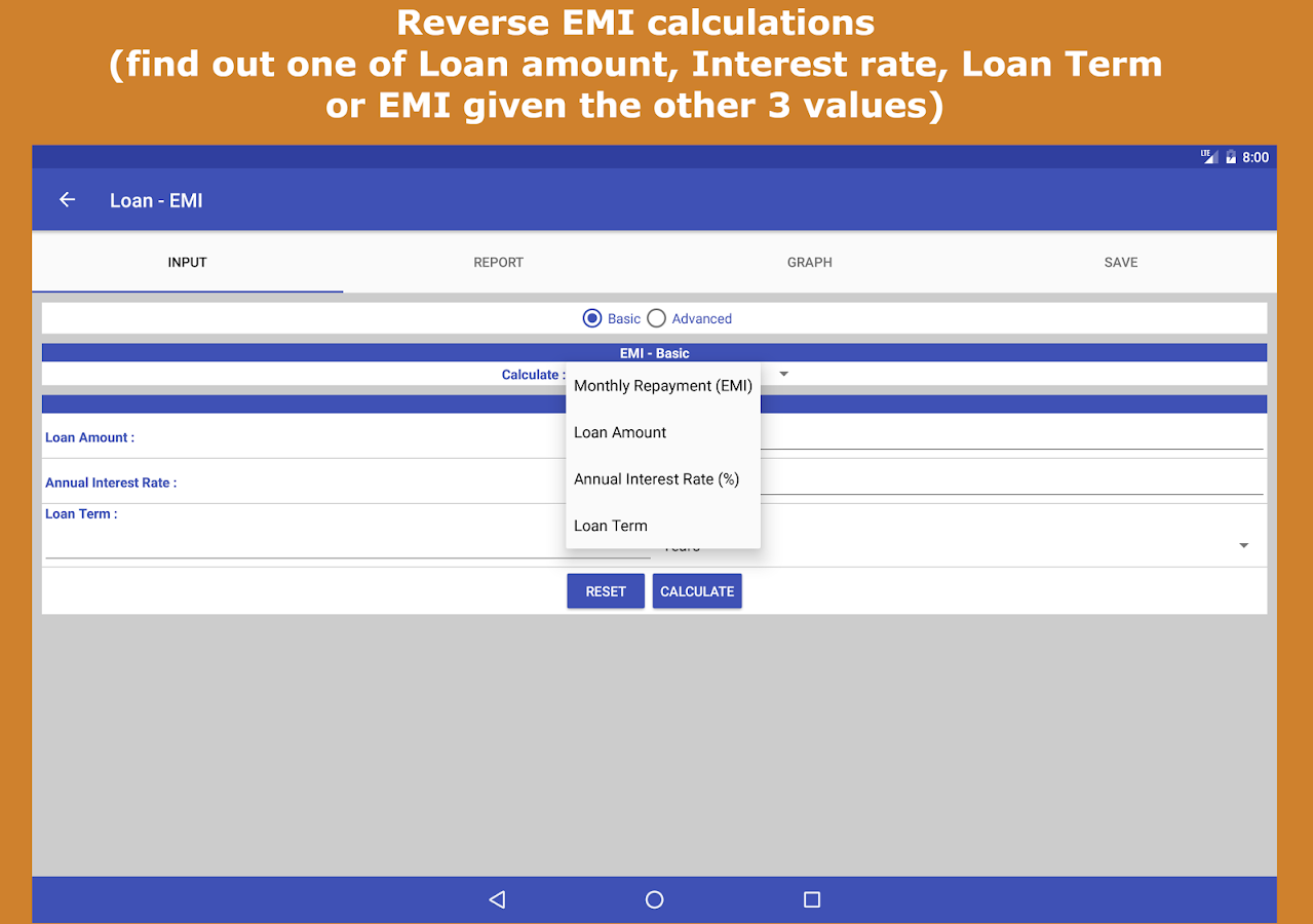 Financial calculator india pro android apps on google play financial calculator india pro screenshot xflitez Images