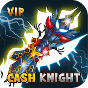 [VIP] +9 God Blessing Knight - Cash Knight