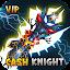 تحميل  [VIP] +9 God Blessing Knight – Cash Knight