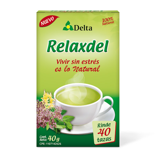 infusion delta relaxdel 40g