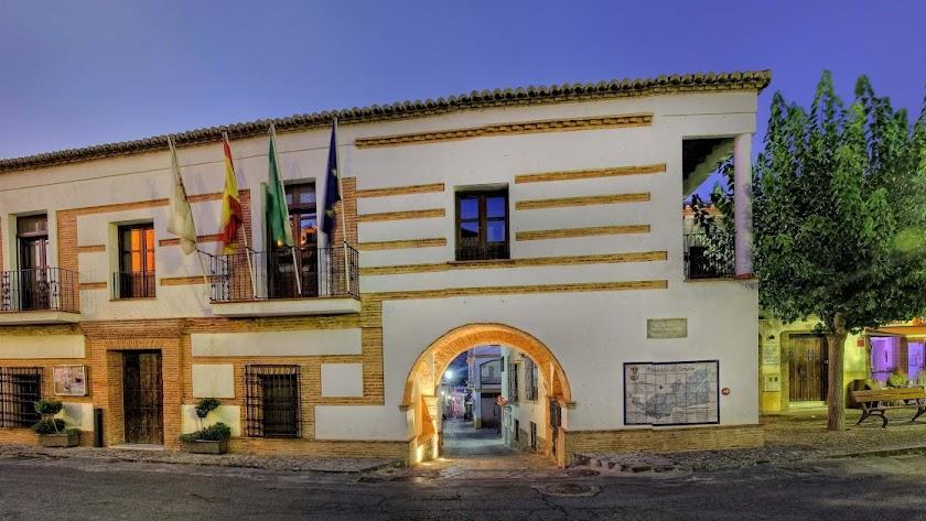 Ayuntamiento de Fondón.