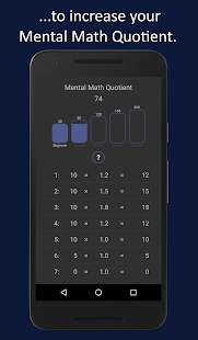 Mental Math Master- screenshot thumbnail