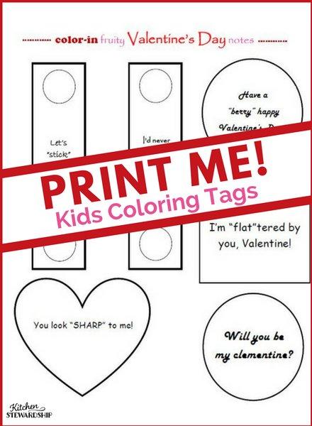 Valentines Printable Cards