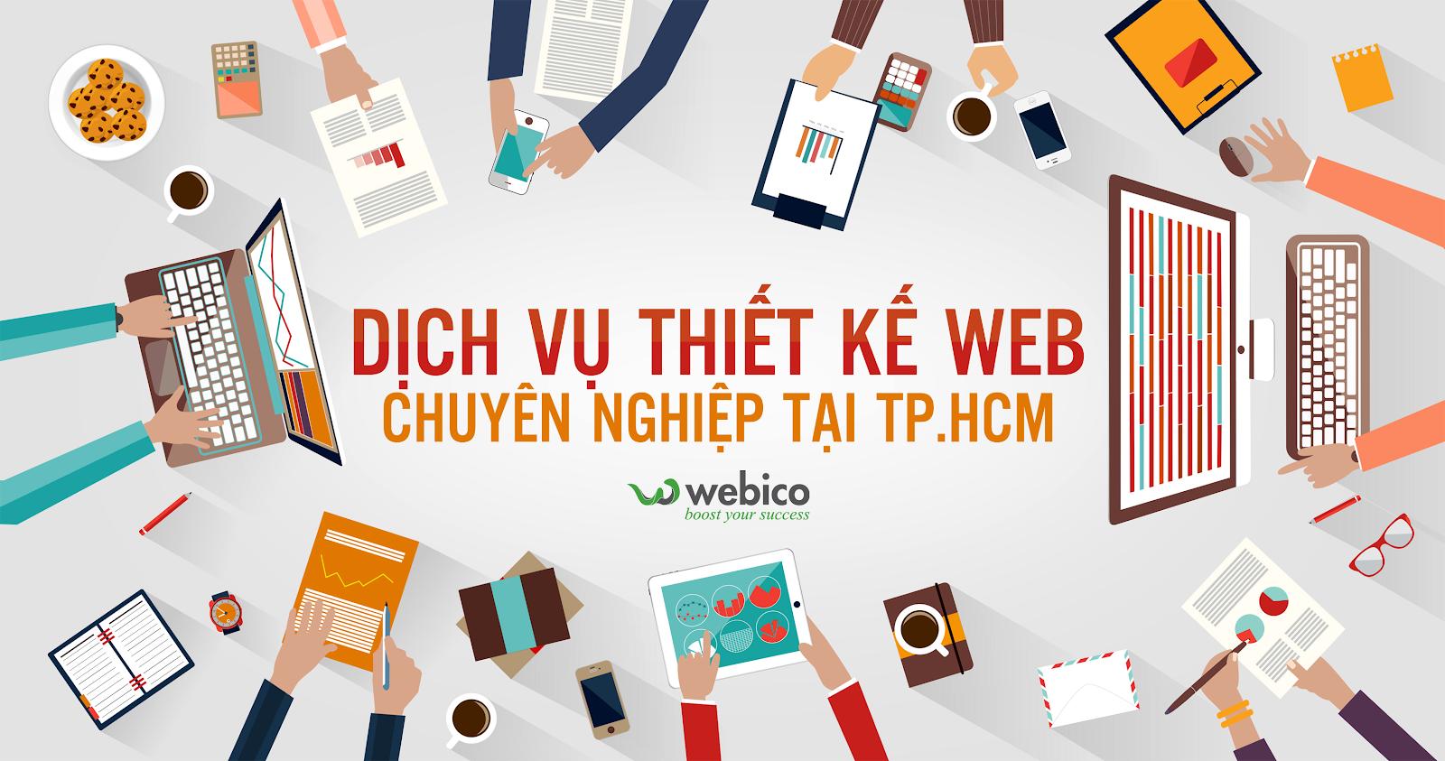 thiết kế website ở đâu uy tín nhất tphcm