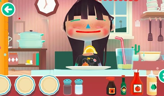 Tips for Toca Kitchen 2 - náhled
